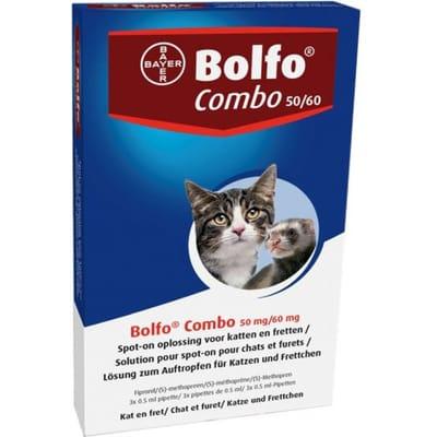 Bolfo combo spot on kat en fret