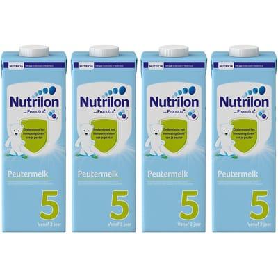 Nutrilon 5 Peuter Groeimelk en