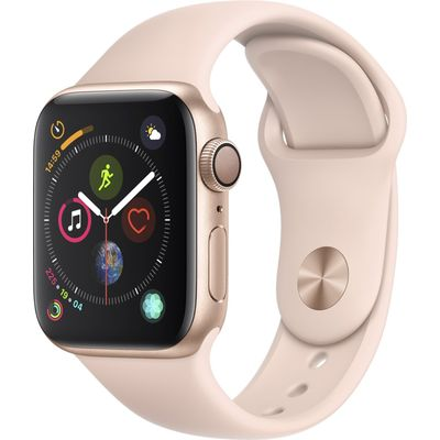 Apple Watch Series 4 40 mm goud