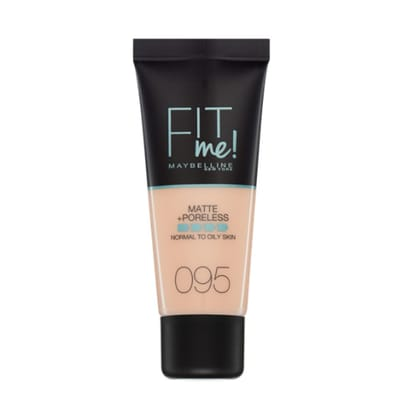 Maybelline Fit Me Matte Poreless Foundation 95 Fair