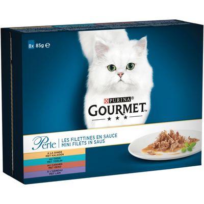 Gourmet Perle 8 x 85 gr