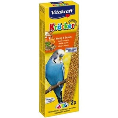 Vitakraft Parkiet Kracker Honing 2 in 1