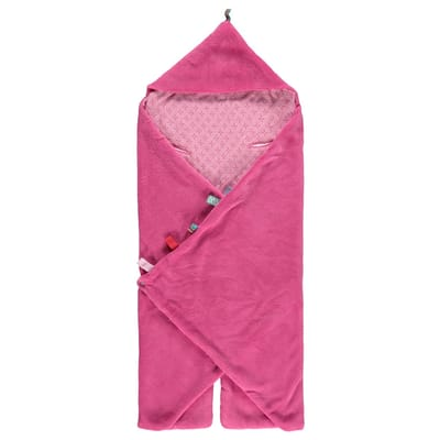 Snoozebaby Trendy Wrapping Funky Pink
