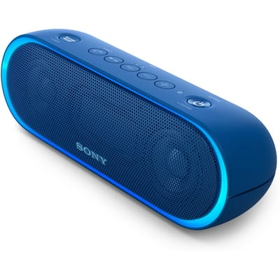 Sony Blauw