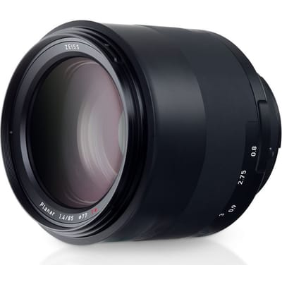 Zeiss Milvus Canon ZE