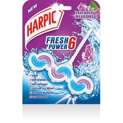 Harpic Toiletblok Active Fresh Lavendel