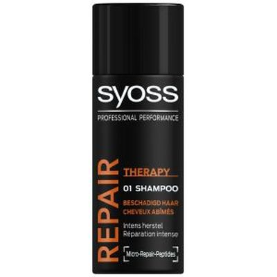 Syoss Shampoo Repair Therapy Mini