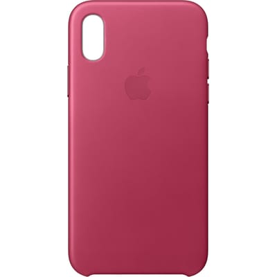 Apple iPhone X Leather