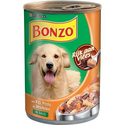 Bonzo Blik 400 gr