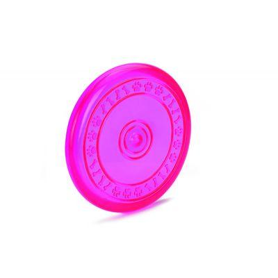 Beeztees TPR Frisbee Roze 23 cm