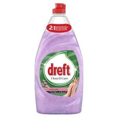 Dreft Clean Satijn Afwasmiddel