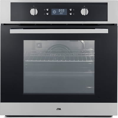 ETNA OM370RVS Trendlijn Inbouw Oven RVS