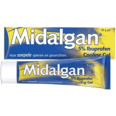 Midalgan 5 Ibuprofen Cooling Gel