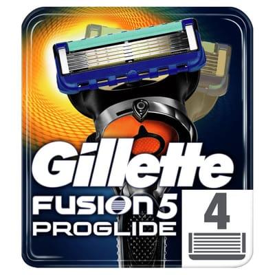 Gillette ProGlide 4 stuks Scheermesjes Fusion 5