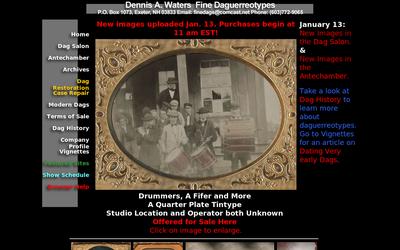 Finedags.com website