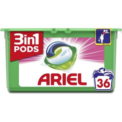 ARIEL PODS FRESH SENSATION PINK 36