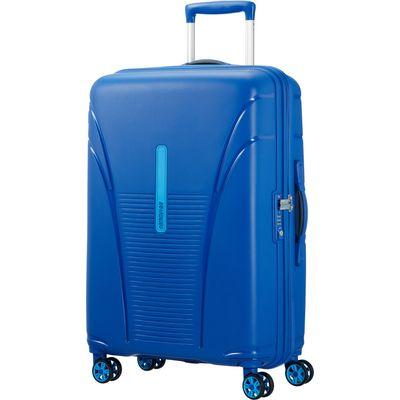 American Tourister Skytracer Spinner 68 highline blue