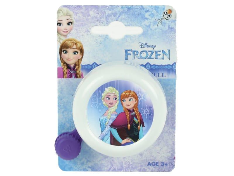 Fietsbel Frozen Wit