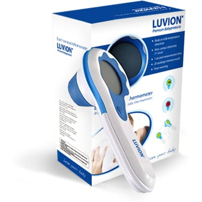Luvion Infrarood Thermometer