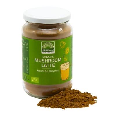 Mattisson Mushroom Latte Reishi-cordyceps