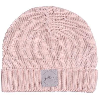 Jollein Muts Soft Knit 9 18 mnd Creamy Peach