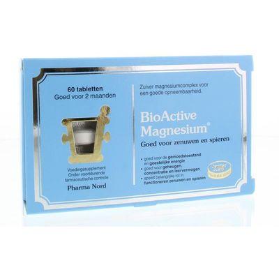 Bio-Magnesium - 60 Tabletten - Mineralen