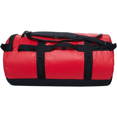 The North Face Base Camp Duffel M L TNF Red Black