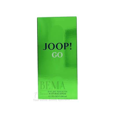 Joop! Go Eau de Toilette 200 ml
