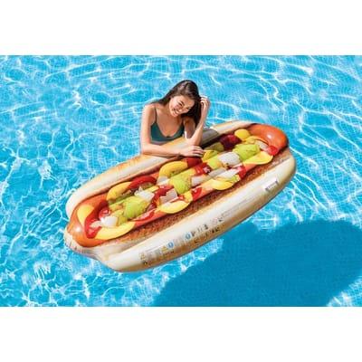 Intex Drijfmat Hotdog 108x89cm