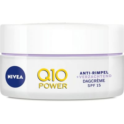 Q10 Power dagcreme SPF15 sensitive
