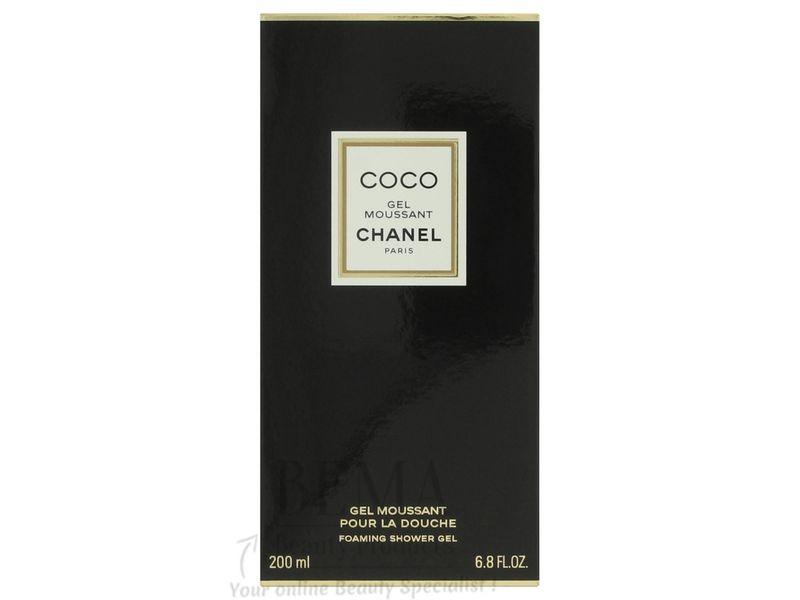 Chanel Coco shower gel 200 ml