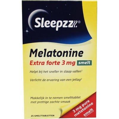 Melatonine extra forte 3 mg smelt