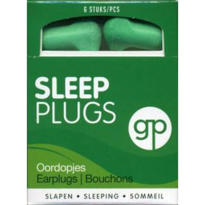 Get Plugged - Sleep Plugs 7 Paar