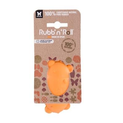 Rubb'n'roll drijvende cluster oranje