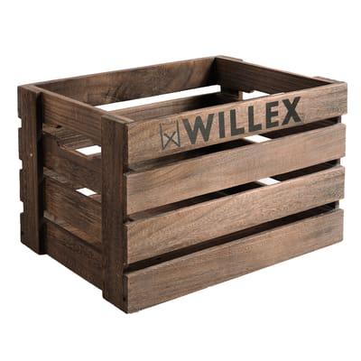 Willex Bruin hout