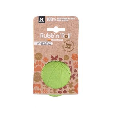 Rubb'n'roll bal groen
