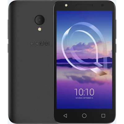 Alcatel U5 HD Zwart
