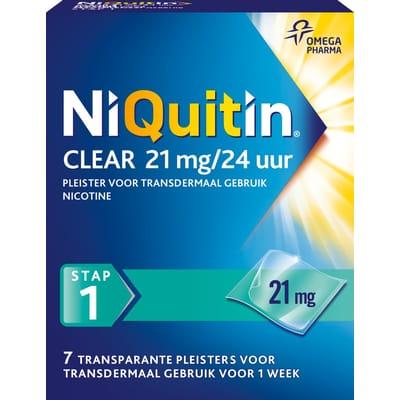 Stap 1 21 mg