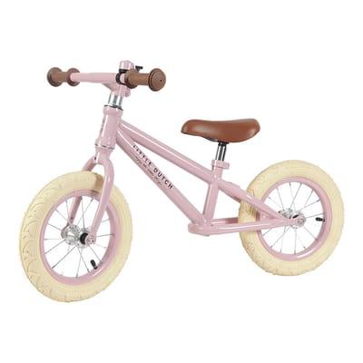 Little Dutch loopfiets roze