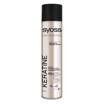 Syoss Hairspray Keratine
