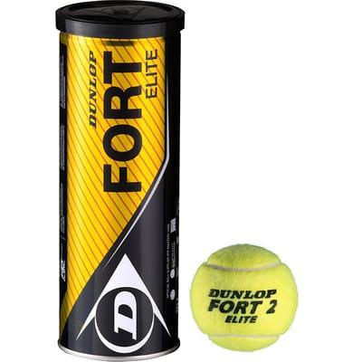 Dunlop Fort Elite tennisballen Tennisballen