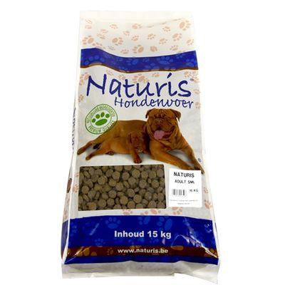 Naturis Brok Adult Small / Medium / Large 15 Kg