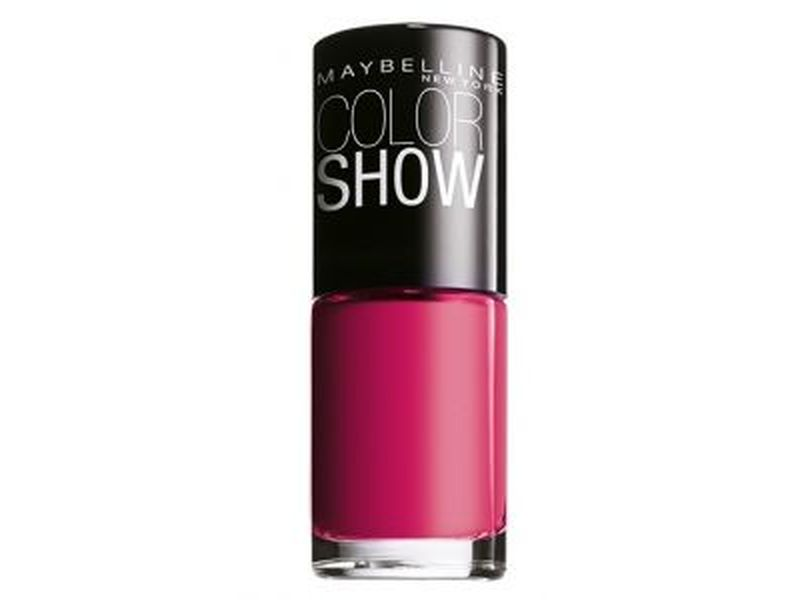 Maybelline Nagellak Bubblicious 6 Color Show