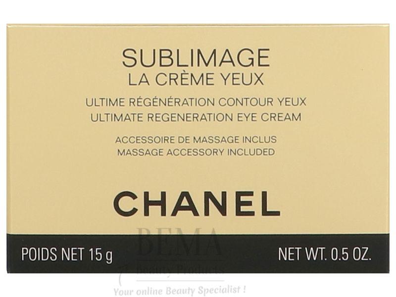 Chanel Sublimage La Yeux 15 g