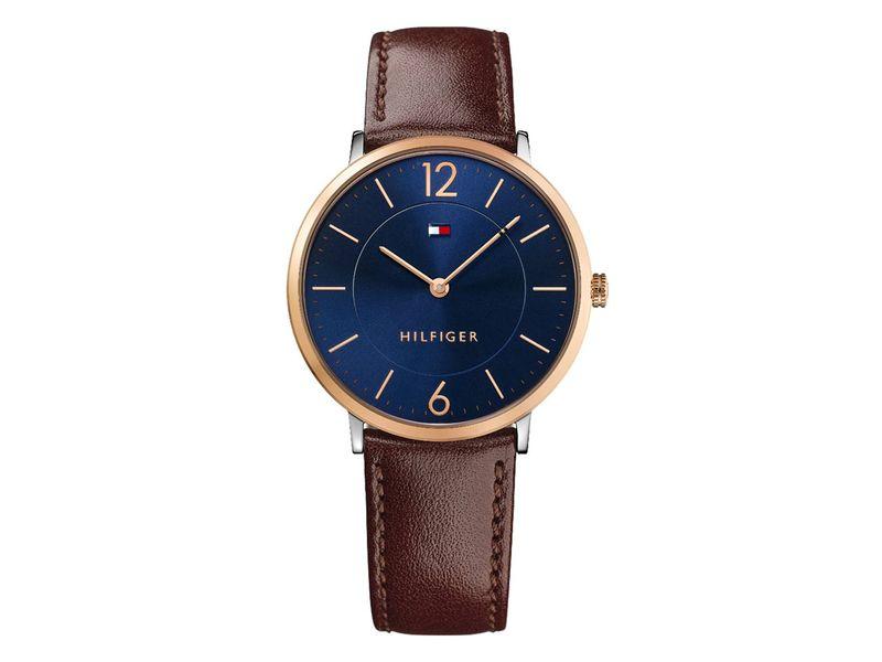 Tommy Hilfiger TH1710354 horloge heren bruin 3