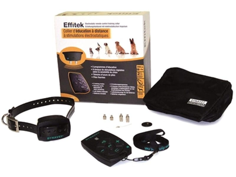 Dynavet effitek education trainerband 8 niveaus geluid vibratie