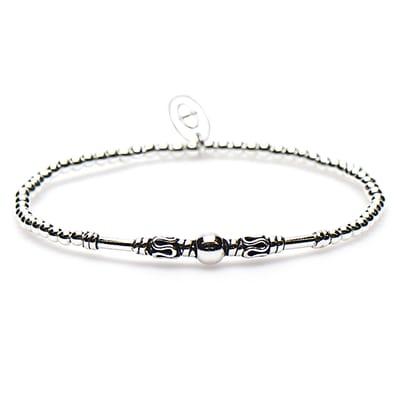Silver Bracelet Balistyle armband