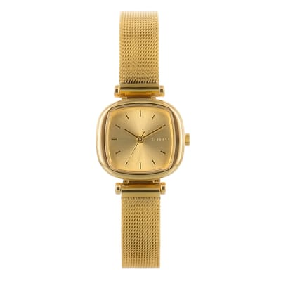 Komono Moneypenny Royale Gold horloge dames
