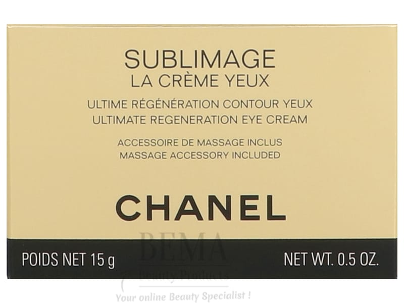 Chanel Sublimage La Yeux 15 g