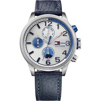 Tommy Hilfiger TH1791240 Horloge Blauw mm